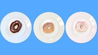 How To Make Two-Ingredient Doughnuts