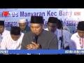 Pengajian Hj Kharisma Tahlil Dusun Kasihan Desa Manyaran Kecamatan Banyakan Kediri