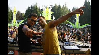 "Ozora 2010 California Sunshine Vs Twina ""This Is The Moment"""