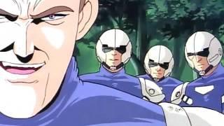 Kyoshoku Soko Guyver 01 - Legendado Português