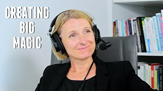Elizabeth Gilbert on Creating Big Magic with Lewis Howes
