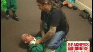 Angry Drunk Midget Leprechaun Fight