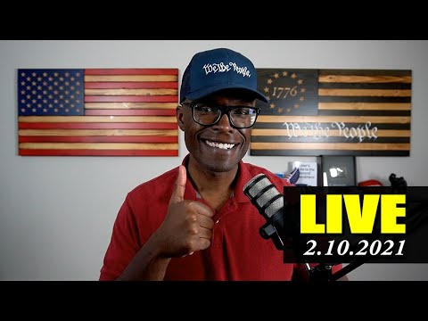 ? ABL LIVE: Sham Impeachment, Aunt Jemima Cancelled, NBA Reverses National Anthem Ban, and more!