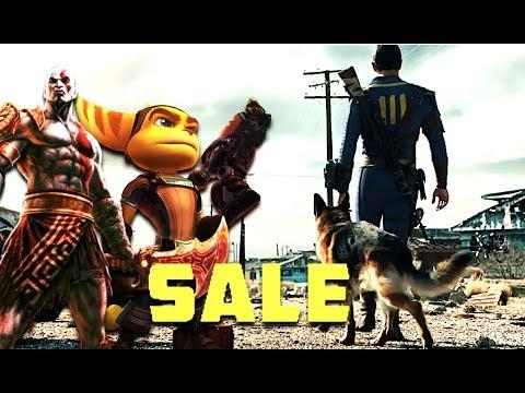 Playstation 4 PSN SALE Highlights (Ends 7/11/17)