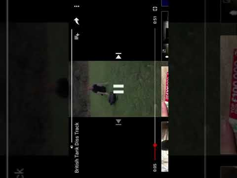 """YE YE"" British Tank Dis-track By Beast Vids ReUpload"