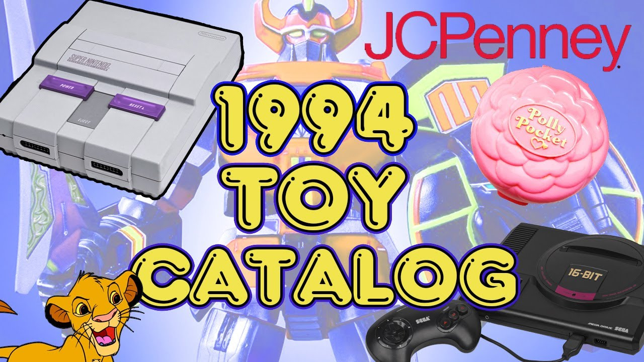 Browsing a 1994 JCPenney Catalog with Erin! – Erin Plays