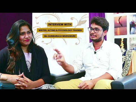 Film Dreams Episode -20 || Interview with Actor, Writer, Acting & Psychology Trainer Mr.Subbaraju