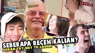 TINGKAT RECEH KALIAN BISA DIUKUR DI VIDEO INI!!!