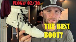 Vlog#2 - Rival Genesis Boxing …