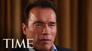 10 Questions for Arnold Schwarzenegger | TIME