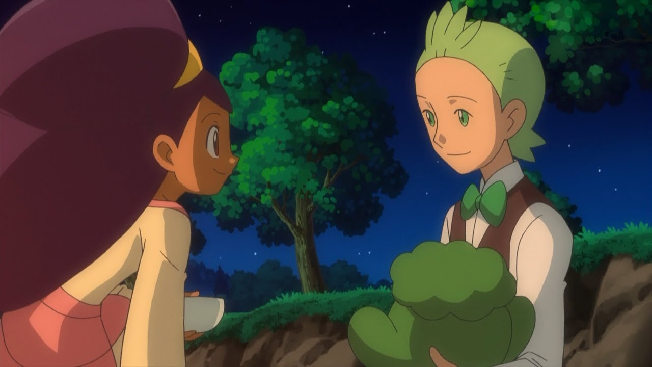 Cilan and Iris: Even Then - YouTube