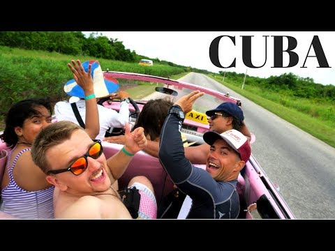 Trip to Cuba, Havana and Varadero  -Travel Vlog