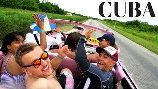 Trip to Cuba, Havana and Varadero  -Travel Vlog