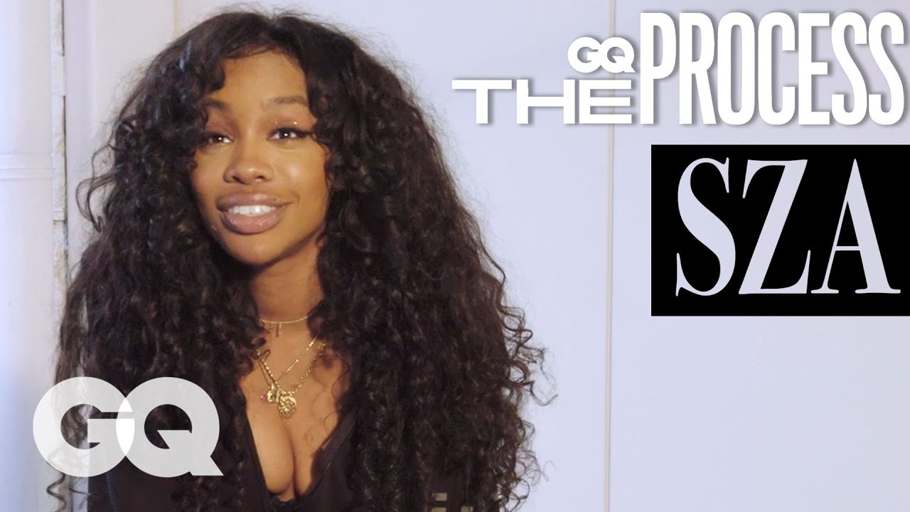 "SZA On Recording ""Supermodel"" | The Process | GQ"