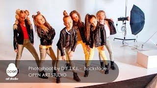 Photoshoot by D. E. T. K. I.  -  Backstage - Open Art Studio