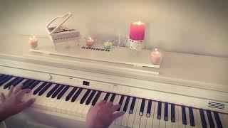 Bizimki bir aşk hikayesi...KAYAHAN (Piyano cover)Piyano ile çalınan şarkılar