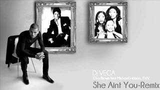 Chris Brown, SWV, & Michael Jackson- She Ain