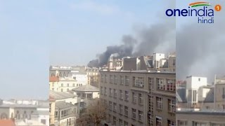 France : Explosion rocks residential building in central Paris