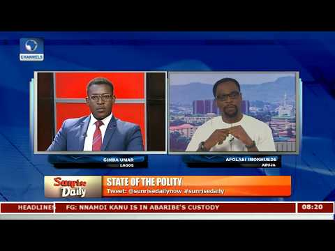 Pres'l Aide Says Lack Of Skills Hindering Youth Employment Pt.1 |Sunrise Daily|