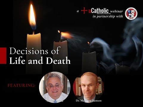 Decisions of Life and Death Webinar