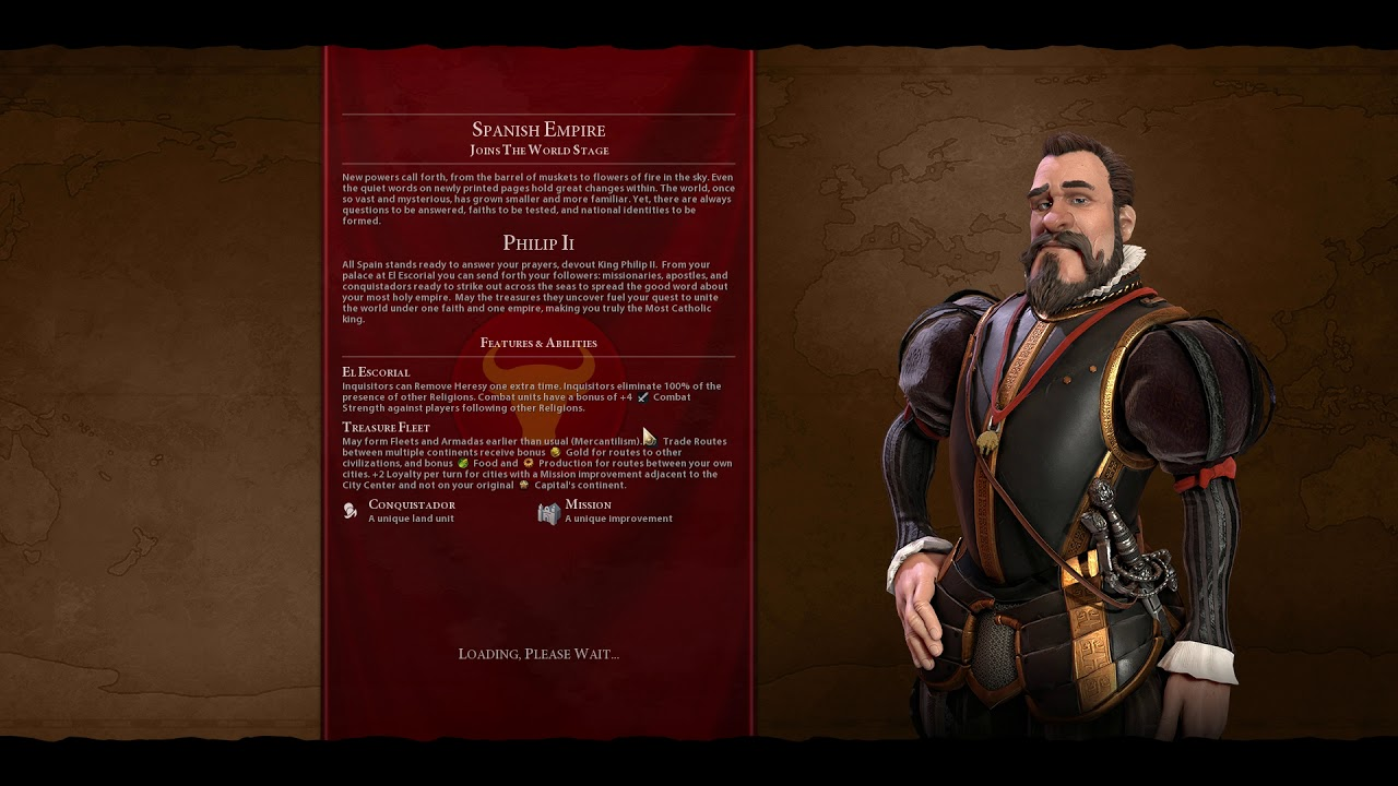 Sid Meier's Civilization VI: Gathering Storm - Spain Deity Guide