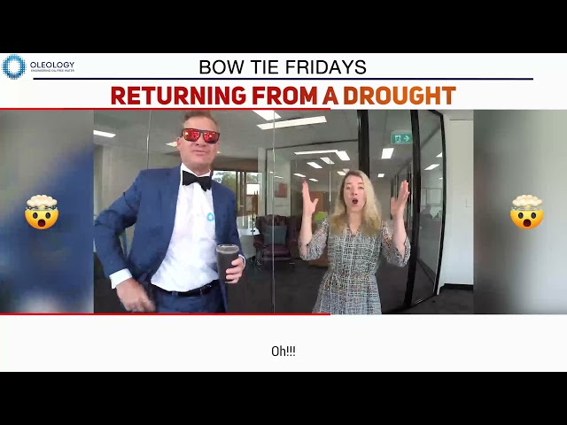 BOW TIE FRIDAYS S6E10 - Returning From A Drought