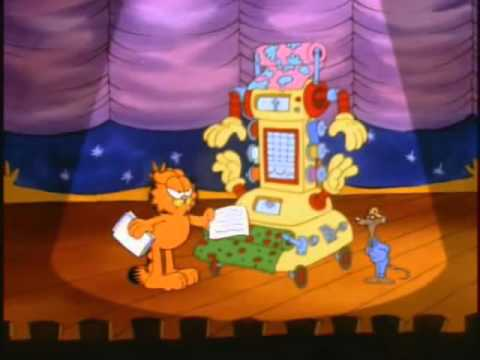 Garfield and Friends - The First Annual Garfield Watchers Test