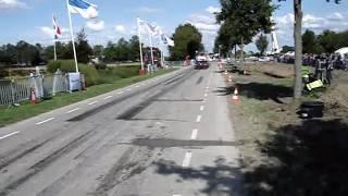Carpulling Achthuizen 2010 Chain Reaction 2 2de manche autotrek