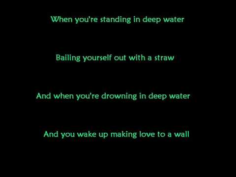 Deep water song lyrics
