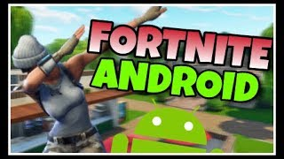 FORTNITE ANDROID LIVE LAUNCH EVENT! // Fortnite Android APK Download! // Release Date Confirmed!