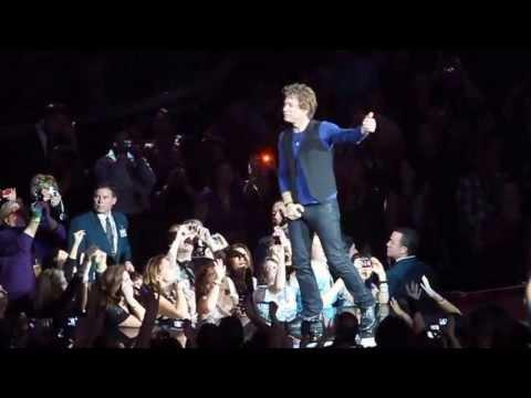 Bon Jovi, Bed of Roses, MSG, 3/5/2011