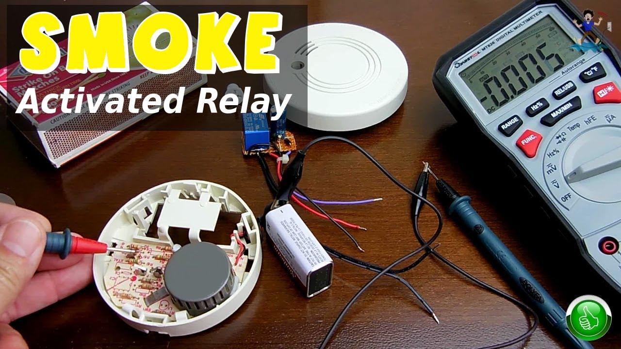 Smoke Alarm HACK! - YouTube