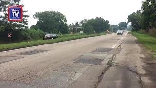 Jalan rosak jejas pengguna jalan raya