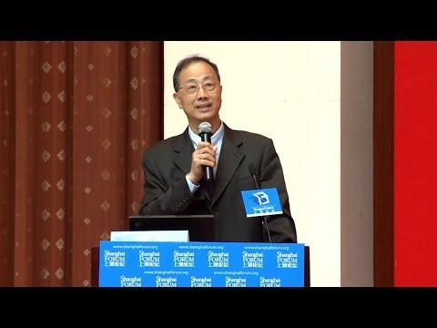 "[2013 Shanghai Forum] LFU Hua ""Non-Communicable Diseases and Response in Western Pacific Region"""