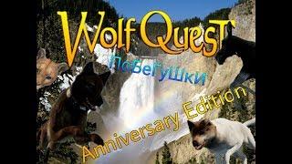 Wolf Quest 3  Anniversary Edition  Побегушки
