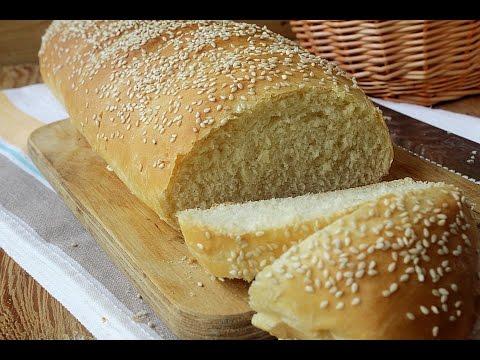 Хлеб по дюкану в духовке
