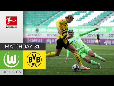 Wolfsburg Borussia Dortmund Goals And Highlights