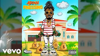 Gambar cover Aidonia - Finessing (Official Audio)