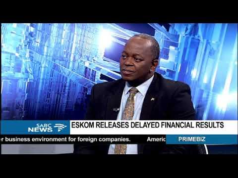 Ten key takeaways from the Eskom 2017/18 interim financial results