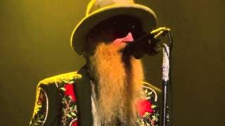 billy gibbons + the bfgs       baby please don't go     gramercy theatre nyc 2016-02-02