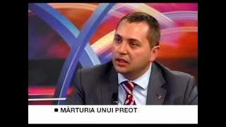Repeat youtube video Marturia unui fost preot ortodox - Fata in Fata cu Daniel Florea