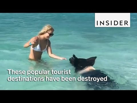 Top 5 Destroyed Tourist Destinations