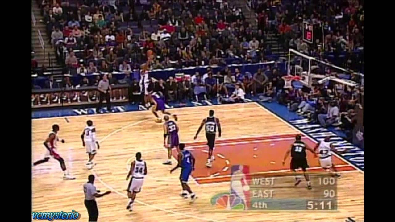 1998 NBA All-Star Game | Full Broadcast - YouTube