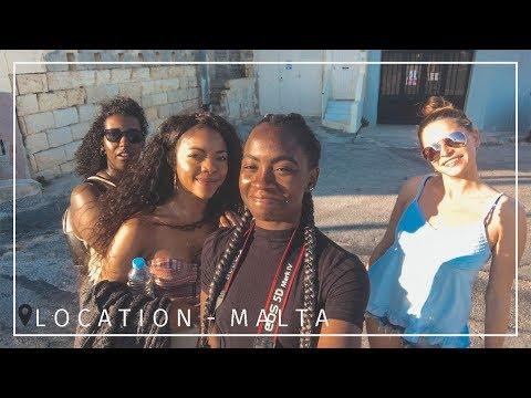 TRAVEL VIDEO | Girls Trip To Malta - Part 1
