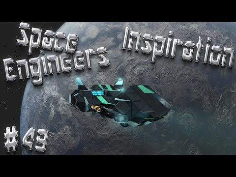 Space Engineers Inspiration - Episode 49:CIV Yacht, Celeris, & FTL Engi