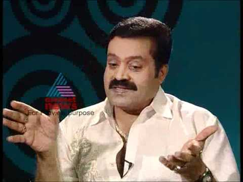 Suresh Gopi - Point Blank 29,August 2011 Part 2