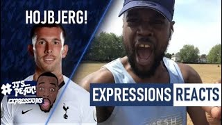 FINALLY SOMETHING IN THE MIDDLE,  HOJBJERG TO SPURS IMMINENT WE NEED A DM!! | EXPRESSIONS REACTS