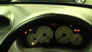 Peugeot 206 battery is dead 1