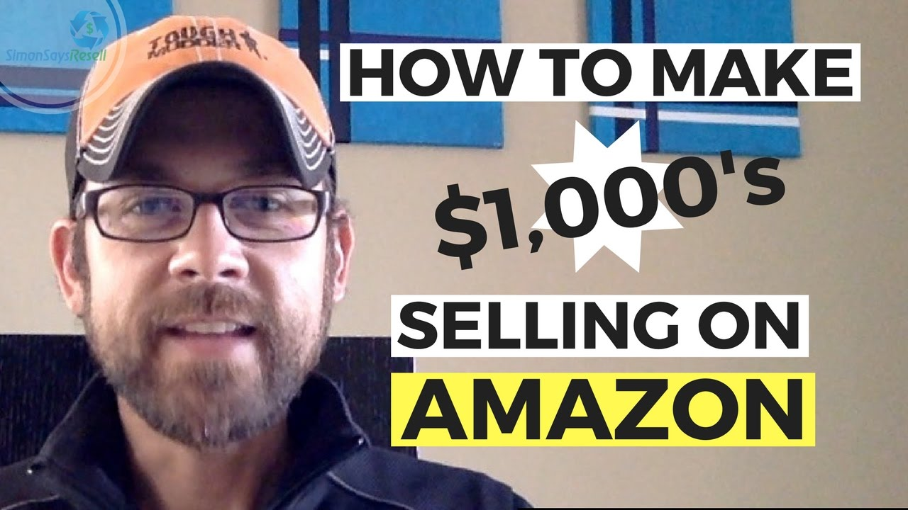 sell my books amazon