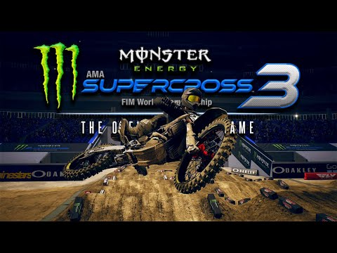 MONSTER ENERGY SUPERCROSS 3 ONLINE COMEBACK WIN AND OPPO WHIPS